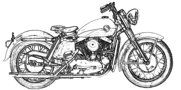 sportster history  with vins  u0026 specifications