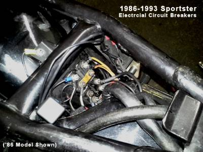EVO: Electrical System - Sportsterpedia on