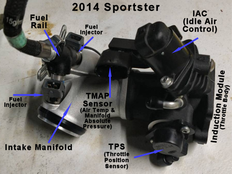 Harley Throttle Position Sensor Wiring Diagram. 4 Wire ... on